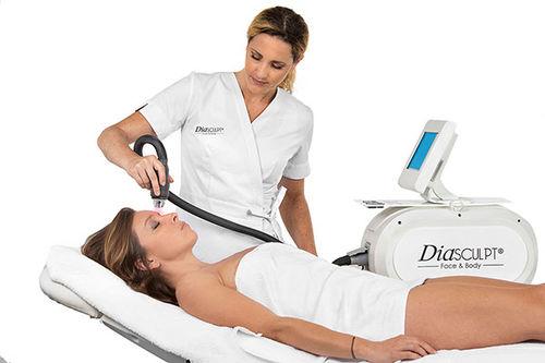 System zur Hautverjüngung / Infrarotdiathermie