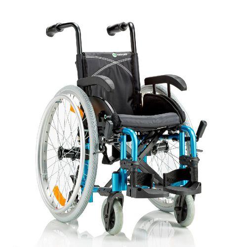 Passiver Rollstuhl / Aktiv / zur Nutzung im Freien / zur Nutzung im Innenbereich Growin Type AS/AL 06-A Comfort orthopedic
