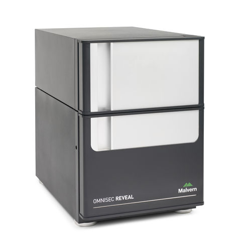Chromatographie-Detektor / GPC/SEC / mit Brechungsindex / mit Photodiodennetz / viskosimetrisch