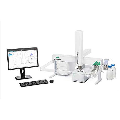 Differenz-Mikrokalorimeter / zur Analyse der biomolekularen Stabilität / automatisiert