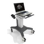 Tierarzt-Ultraschallsystem / tragbar, mit Transportwagen / für Multifunktions-Ultraschall