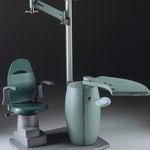 Ophthalmologische Arbeitsstation / mit Stuhl 10.060.00/ZERO Meccanottica Mazza