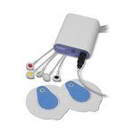 Belastungstest-Elektrokardiograph / für PC / 2 Kanäle / Funknetzwerk-Technologie