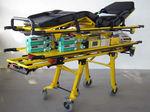 Fahrtrage für Krankenwagen / elektrisch / für Säuglingsinkubatoren
