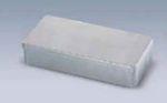 Sterilisationscontainer für Instrumente / Aluminium