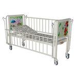 Krankenhausbett / manuell / feste Höhe / für Kinder