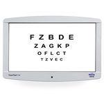 Sehzeiche-Display / für ophtalmischen Test / ferngesteuert ClearChart® 4X Reichert