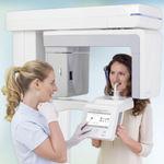 Panorama-Radiographiesystem / digital / bodenstehend