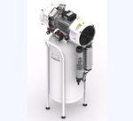 Luftkompressor für medizinische Anwendungen / Zahnmedizin / Labor / ölfrei