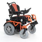 elektrischer Rollstuhl / zur Nutzung im Freien / zur Nutzung im Innenbereich / schrägstellbar