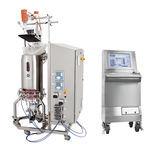Labor-Bioreaktor / für mikrobielle Fermentation / Einweg