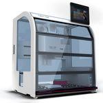 automatisierte Labor-Arbeitsstation / per Pipettierung / kompakt
