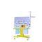 Neugeboreneninkubator auf RollenG1PT. FYROM INTERNATIONAL