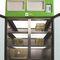 Schrank mit Laminarflux / Stauraum / für Tierkäfige / für Labors BIO-C 36 Tecniplast