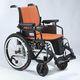 elektrischer Rollstuhl / zur Nutzung im Freien / zusammenklappbar