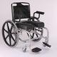 manueller Rollstuhl / für Duschen / Fußstütze / Toiletten