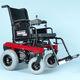 elektrischer Rollstuhl / zur Nutzung im Freien