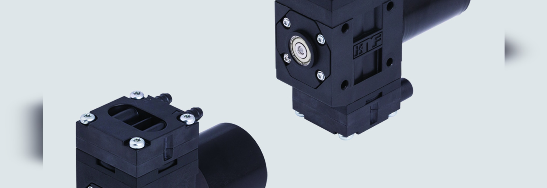 Gas-Pumpe kommt in kompakte Größe