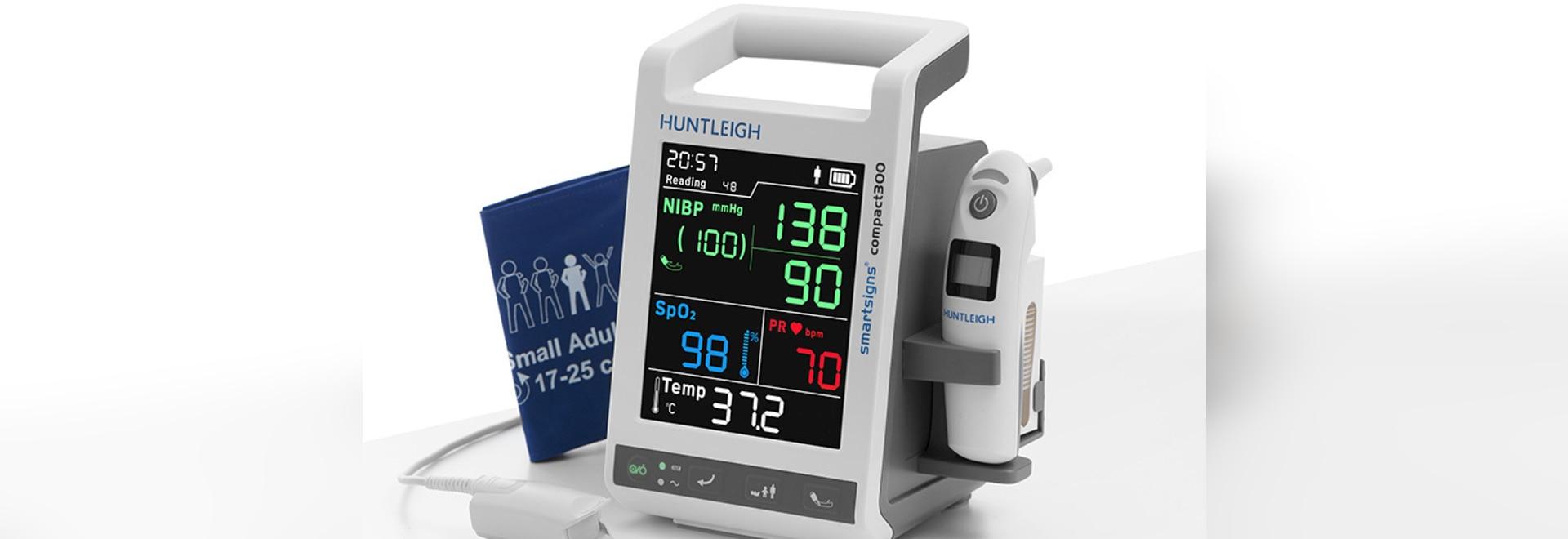 Stichprobe-Monitor Smartsigns SC300
