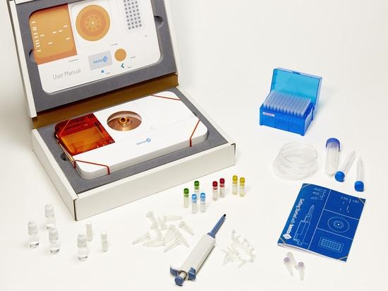 Bento Lab - das DNA-Labor für jeder - schließt Beta Testing
