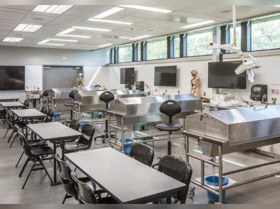 Bischof Gerber Science Center u. Eck Hall Renovations, Newman-Universität, Wichita, Kansas