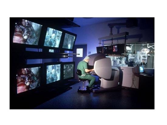 Virtual Reality ermöglicht Echtzeit- und Innenansicht der Patientenanatomie während der Behandlung