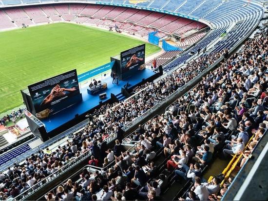 Isokinetisches Wembley-Stadion
