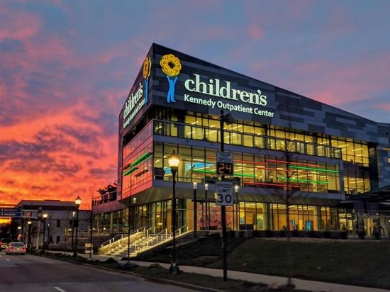 Kinderkrankenhaus Erlanger Kennedy Ambulanz