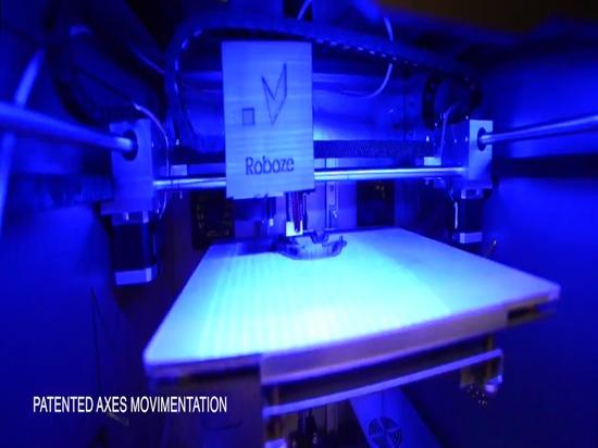 Roboze eins - Berufs- Tischplatten-Drucken 3D   Beltless Drucker 3D FFF