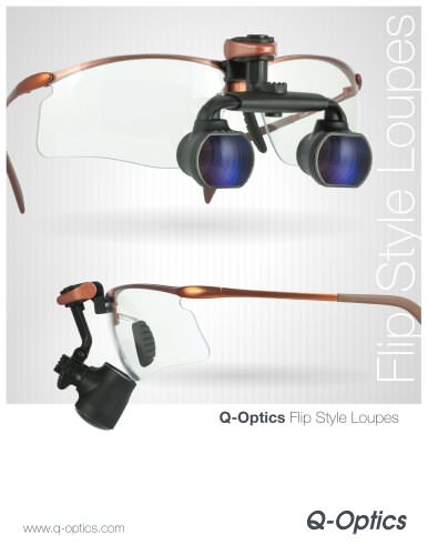 Q-Optics Through-the-Lens (TTL) Loupes