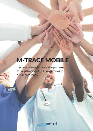 M-TRACE MOBILE ECG (Telemedicine)