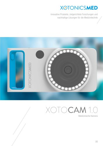 XotoCAM 1.0