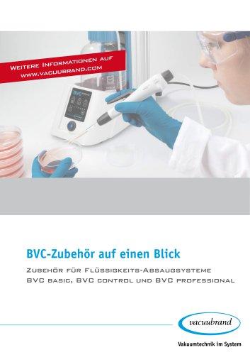 BVC Zubehör