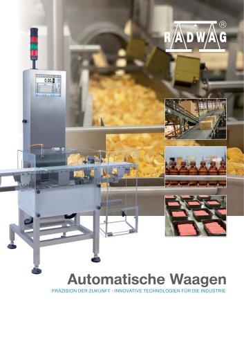 Automatische-waagen