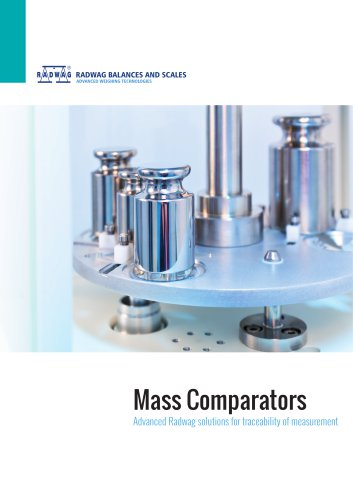 Mass Comparators