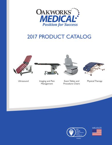 Medical Products Catalog 2017