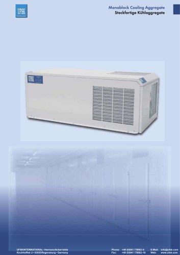 Monoblock Cooling Aggregate