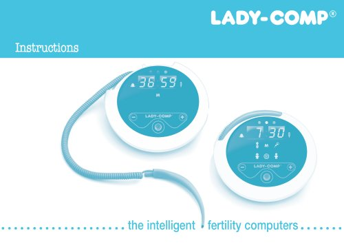 Instructions Lady-Comp & Baby-Comp