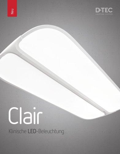 Clair Klinische LED-Beleuchtung