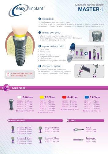 Implant Master-L