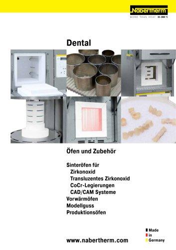 Dental Öfen und Zubehör