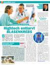 Hightech entlarvt Blasenkrebs