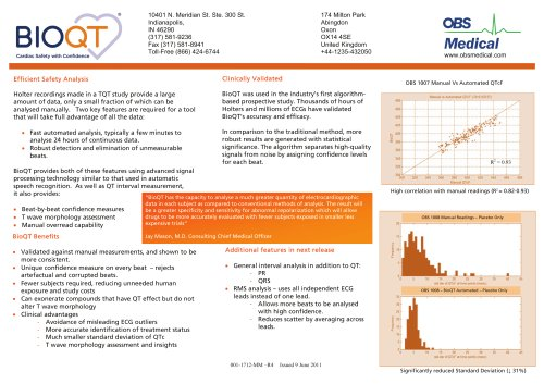 BioQT Brochure