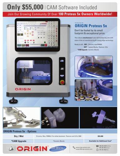 ORIGIN Proteus 5x