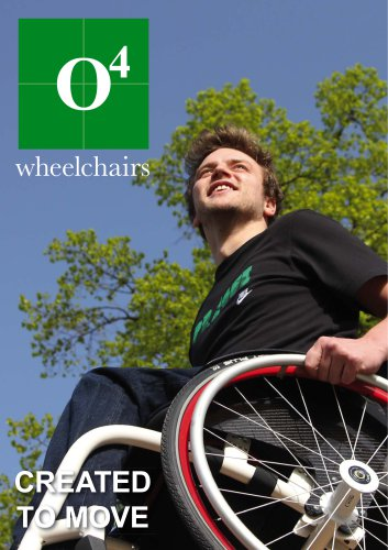 Produktüberblick O4 Wheelchairs
