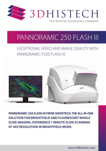 Pannoramic 250 Flash III