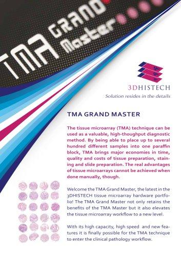 TMA Grand Master