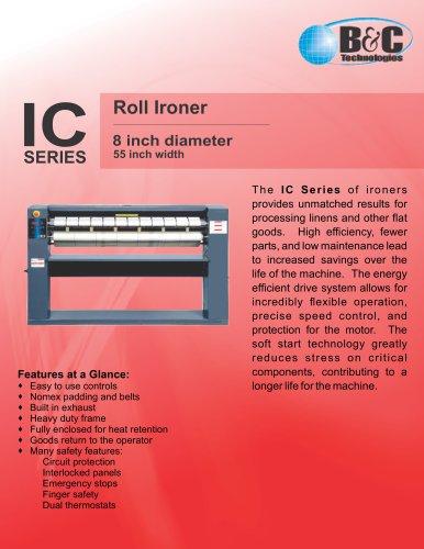 IC SERIES Roll Ironer