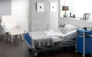Krankenzimmer, Unterkunft