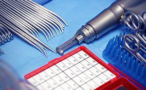 Orthopädische Chirurgie Instrumente
